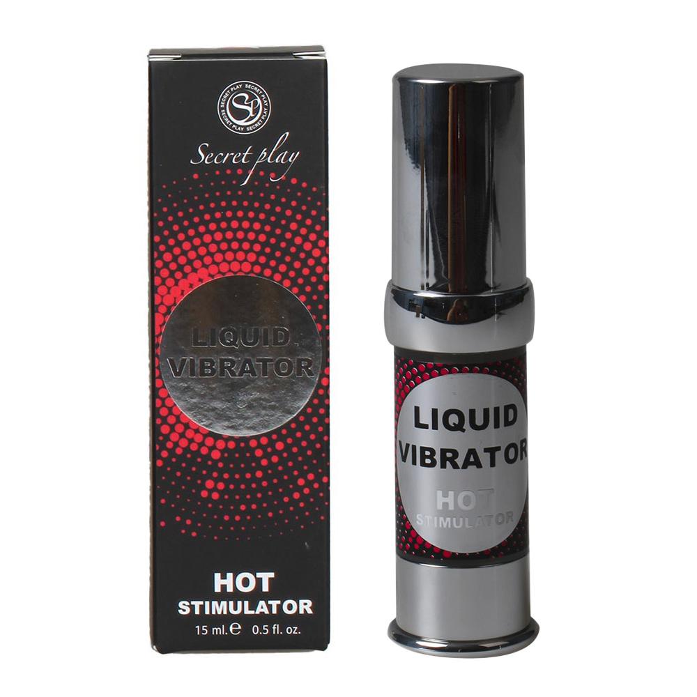 Liquid Vibrator Hot Stimulator Gel