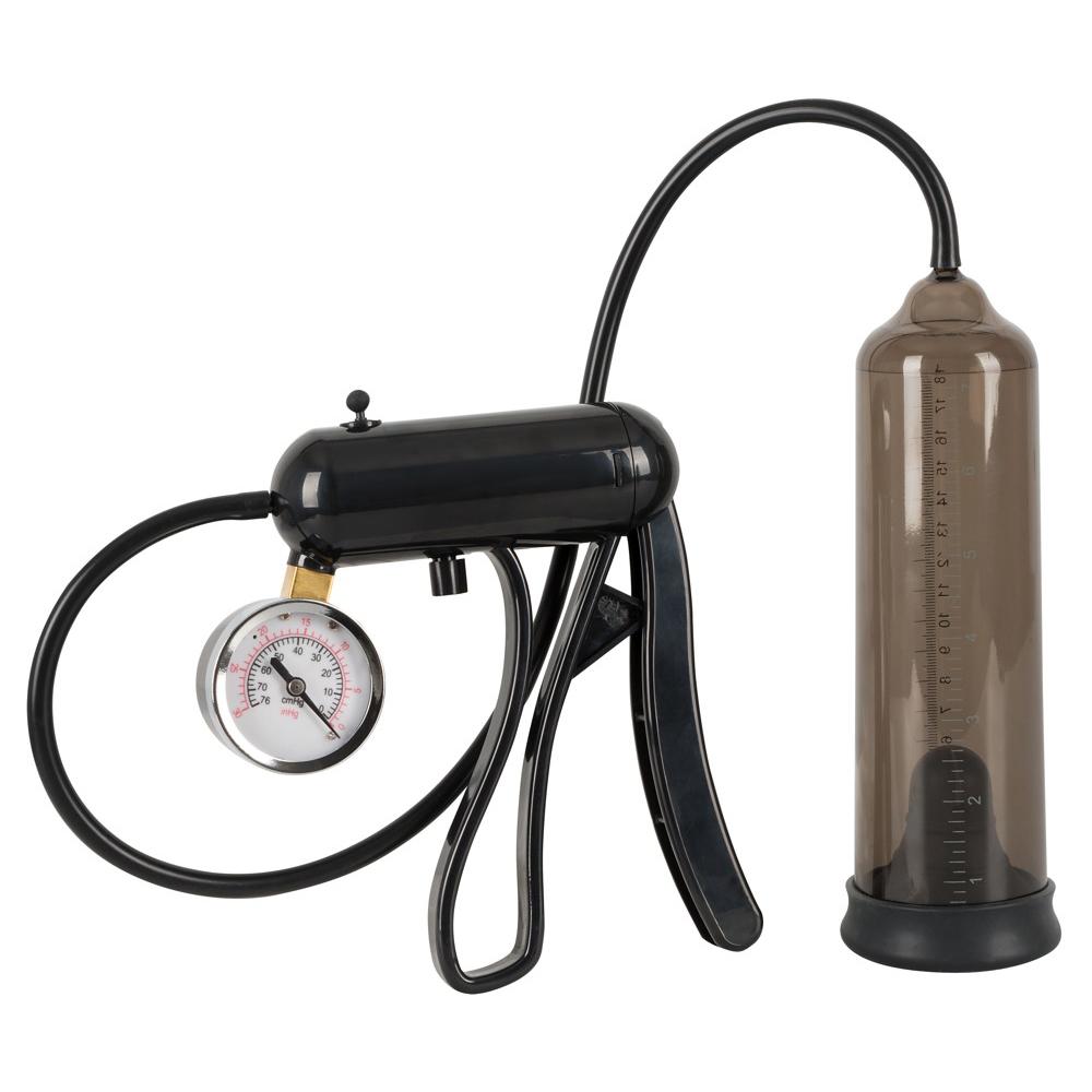 Mister Boner Professional Penis Pump With Gauge