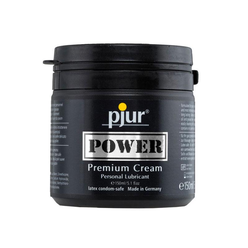 Pjur Power Premium Cream 150ml