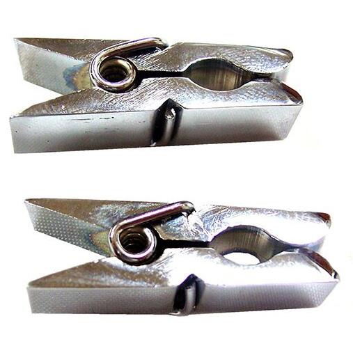 Rouge Stainless Steel Nipple Pegs