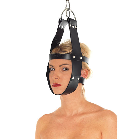 Leather Mask Hanger